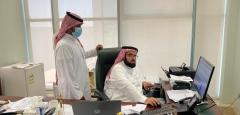 مكتب ادارة المشاريع يعقد عدة دورات خاصه لمدراء المشاريع