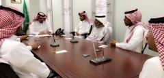 الإجتماع الثاني لفريق اقتراح المبادرات